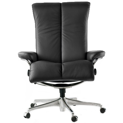 Stressless Blues Office Chair