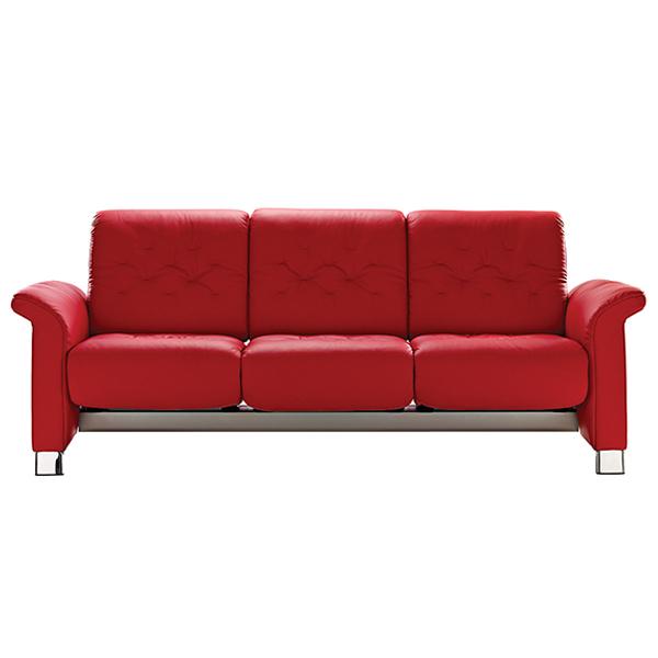 Stressless Ekornes Metropolitan 3-Seater Sofa